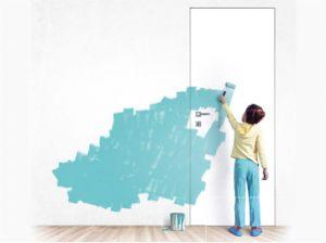 Дверь под окраску для пеналов Eclisse