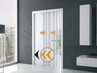 Механизм синхронизации дверей для TELESCOPICA (открытие и закрытие)